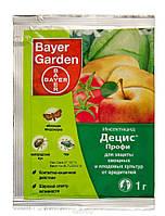 Инсектицид Децис Профи, 1г, Bayer