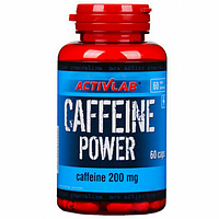 Кофеин Caffeine Powder (60 caps)