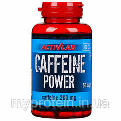 Activlab Кофеин Caffeine Powder (60 caps)