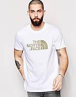Белая футболка The North Face 5