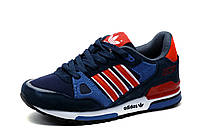 Кроссовки Adidas ZX750 унисекс, синие, р. 40