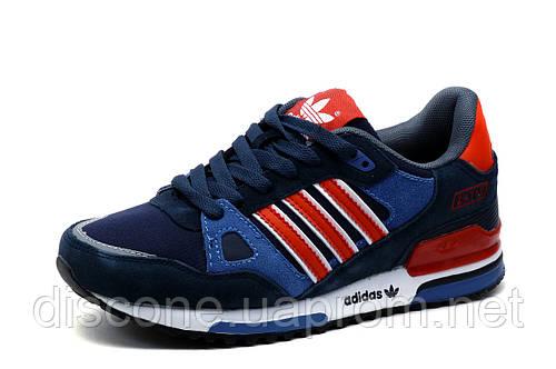 Кроссовки Adidas ZX750 унисекс, синие