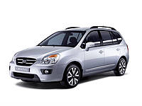 Защита двигателя и КПП КИА Каренс (2007-) Kia Carens