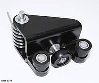 Ролики правой раздвижной двери (центр, без рычага) на Opel Vivaro  2001-> - RBM 3344