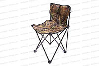 Стул SWD 8707041, цельнометаллический каркас, кемпинг, складной, раскладной стул,
