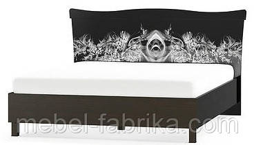 Кровать двухспальная Ева 1600