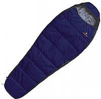 Спальный мешок правый TREKKING 175 синий R
