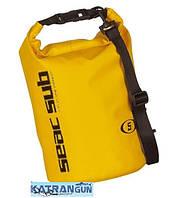 Герметичный мешок для подводной охоты Seac Sub Dry Bag 5 л