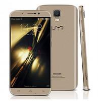 "Смартфон Umi Rome X Gold 3G, 2sim, экран 5,5"" IPS 1280x720, 4 ядра, 1/8Гб, 8Мп, GPS, Android 5.1, Wi-Fi"