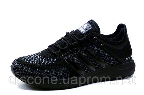 Кроссовки Adidas Cosmic Boost унисекс, текстиль, черные