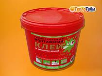 Клейові складові для монтажу інфрачервоної плівки під плитку