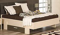 """Кровать двухспальная """"Кантри"""" 1600  Мебель Сервис /  Ліжко двоспальне """"Кантрі"""" 1600 Мебель сервіс"""