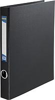Папка A4 картон 2 кольц. 40 мм ВМ.3101-01 (чорн)