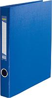 Папка A4 картон 2 кольц. 40 мм ВМ.3101-02 (син)
