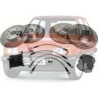 Запчасти тормозной системы Ford Fiesta Форд Фиеста 1983-1989