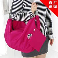 Сумка - рюкзак (трансформер) Easy to Carry малиновый