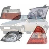 Приборы освещения и детали Ford Fiesta Форд Фиеста 1989-1995