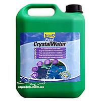 Tetra Pond CrystalWater 3000 мл - быстро очищает мутную прудовую воду