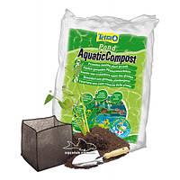 Питательный субстрат Tetra Pond AquaticCompost 4 литра - правильное питание корней