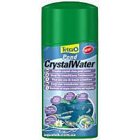 Tetra Pond CrystalWater 250 мл - быстро очищает мутную прудовую воду
