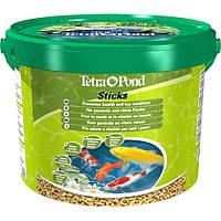Tetra Pond Sticks корм для всех видов прудовых рыб - 10 литров