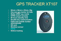 Gps трекер-брелок Xexun XT107
