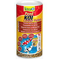 Tetra Pond KOI Colour Pellets - 1 литр