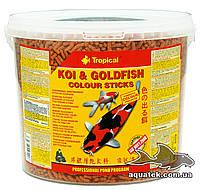 Koi & GOLDFISH COLOUR STIKS - 11 L. код 40357