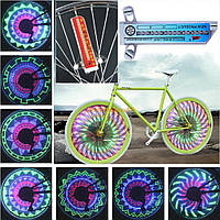 Подсветка колес, спиц, подсветка для велосипеда и мотоцикла Led 32