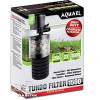 Aquael Turbo Filter 1500 внутренний фильтр  для аквариума до 350 литров