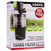 Aquael Turbo Filter 2000 внутренний фильтр  для аквариума до 500 литров