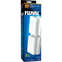 Губки механической очистки 3 шт для внешних фильтров Fluval FX5, Fluval FX6 код  А228