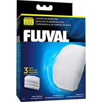 Вкладыш тонкой очистки 3 шт, для фильтров Fluval 105/106, 205/206 код А242