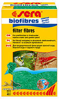 Губка для внешнего фильтра Sera биофибрес грубая 40 грамм