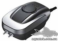Компрессор Resun AIR 4000 двухканальный 320л/ч для аквариума до 350 литров