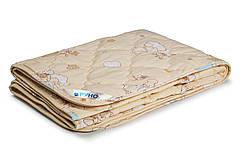 Демисезонное шерстяное детское одеяло (140/105 см), Руно