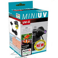 Cтерилизатор Aquael Mini-UV к фильтрам FAN,UNI,TURBO, PAT MINI код 109521