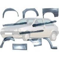Арки, пороги, крылья, капот Ford Fiesta Форд Фиеста 1989-1995