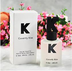 Туалетная вода с феромонами «Covertly Kiss» ;tycrfz 30ml