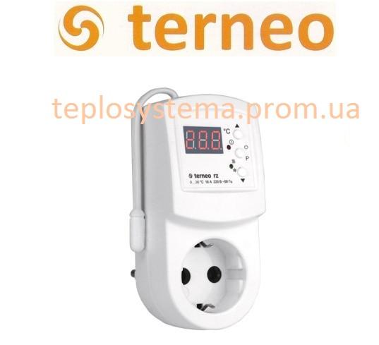 Терморегулятор Terneo rz (розеточный), Украина