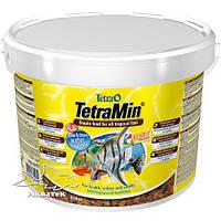 Корм Tetra Min 10 л, 2100 грамм,код 703484
