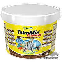 Корм TetraMin Granules 10 л, 4200 грамм