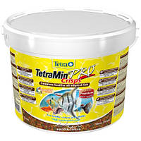 Корм Tetra Min Pro Crisps 10 л, 2000 грамм