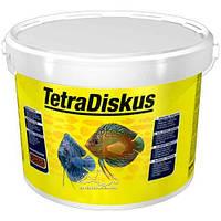 Корм Tetra Diskus 10 л, 3000 грамм
