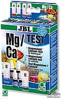 JBL Magnesium/Calcium Test Set Mg+Ca - тест для точного измерения содержания кальция и магния в аквариумах с морской водой