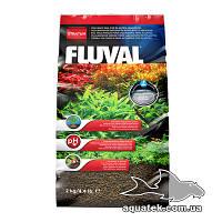 Аквариумный грунт Fluval Stratum 4 кг.