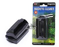 Dophin Magnetic Cleaner M - магнитный очиститель для аквариумных стекол