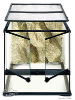 Террариум стеклянный ExoTerra Glasterrarium 60х45х60 (Hagen РТ 2612)