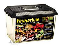 Фаунариум пластиковый ExoTerra Faunarium 21,2х21,2х15,5 см (Hagen РТ 2270)