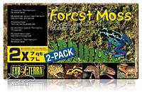 Субстрат для террариума лесной мох ExoTerra Forest Moss 7 л (Hagen РТ 3095)